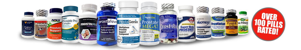 Larry King's Prostate Pills Rated on ProstateReport.com