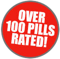 Over 100 Pills Rated