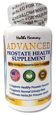 Advanced Prostate Health - Healths Harmony