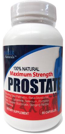 Maximum Strength Prostate - Parker Naturals