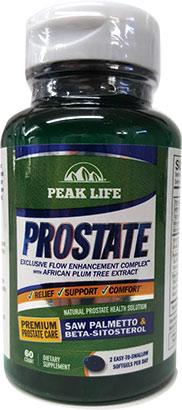 Peak Life Prostate - Peak Life