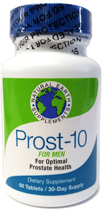 Prost-10 - Natural Health Supplements