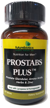 Prostabs Plus - FutureBiotics
