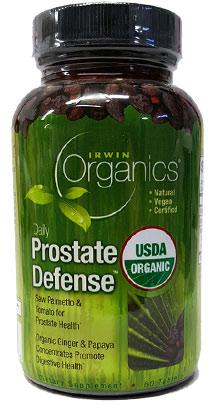 Prostate Defense - Irwin Organics