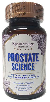 Prostate Science - Reserveage