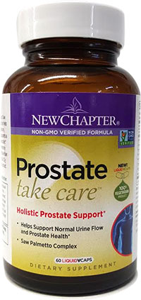Prostate Take Care - New Chapter