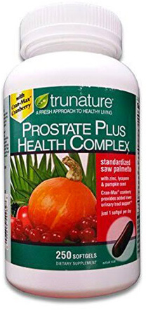Prostate Plus Health Complex - TruNature