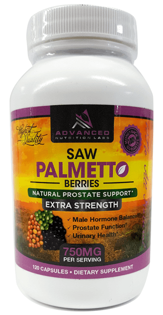Saw Palmetto Berries - Advanced Nutrition Lab