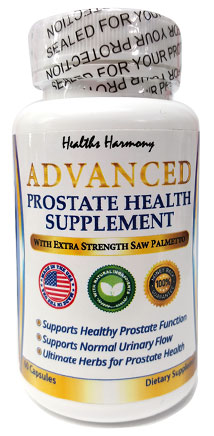 Advanced Prostate Health - Health's Harmony