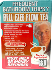 Ezee Flow Tea - Bell