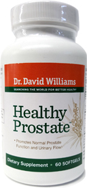 Healthy Prostate - Dr. David Williams