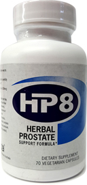 HP8 Herbal Prostate - American BioSciences