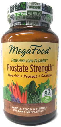 Mega Foods Prostate Strength - Mega Foods