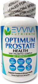 Optimum Prostate Health - Evviva Nutrients