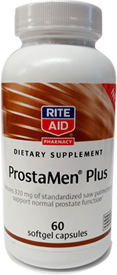 ProstaMen Plus - RiteAid