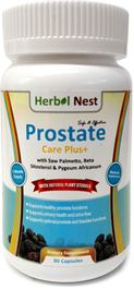 Prostate Care Plus - Herbal Nest