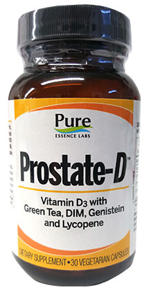 Prostate-D - Pure Essence Labs