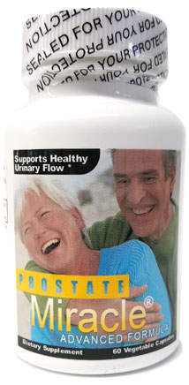 Prostate Miracle - Nature's Health Supply