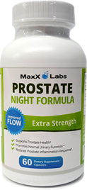 Prostate Night Formula - Maxx Labs
