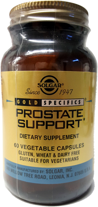 Prostate Support - Gold's Specific