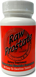 Raw Prostate - Ultra Glandulars