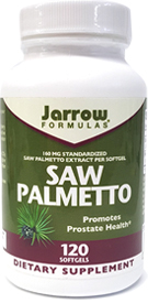 Saw Palmetto Jarrow Formulas - Jarrow Formulas