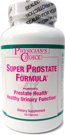Super Prostate Formula - Physician's Choice