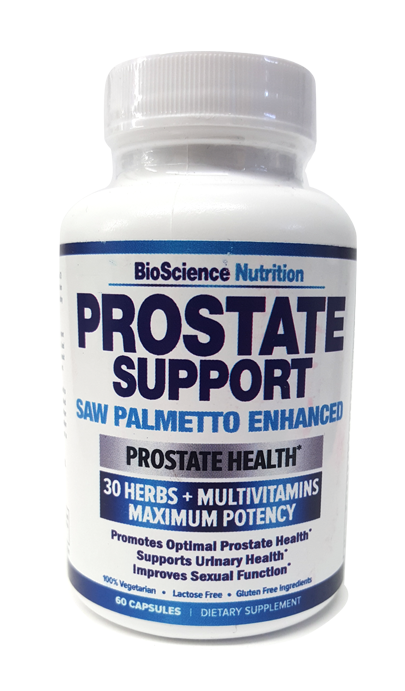 Prostate Support - Bioscience Nutrition