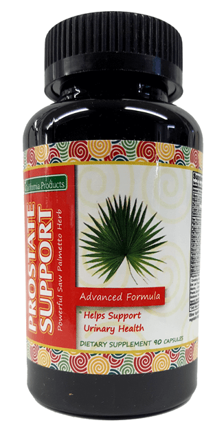 Prostate Support - California Products