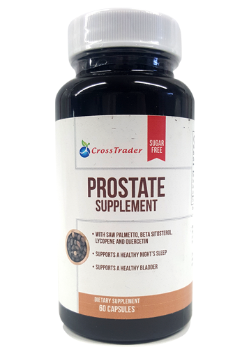 Prostate Supplement - Cross Trader