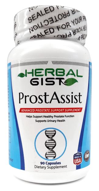 Prostassist - HerbalGist
