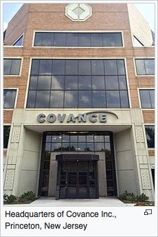 Covance - Solutions Made Real