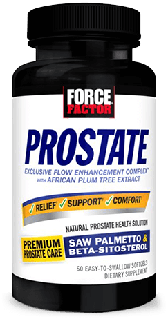 Force Factor Prostate