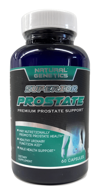 Superior Prostate - Natural Genetics