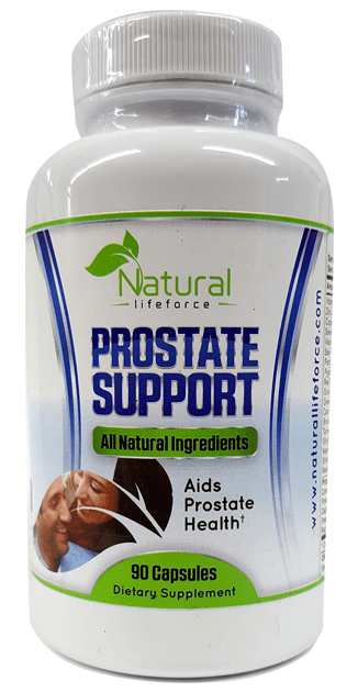 Prostate Support - Natural LifeForce