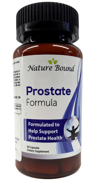 Prostate Formula - Nature Bound