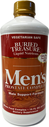 Men's Prostate Complex - Buried Treasure