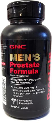 Men's Prostate Formula - GNC