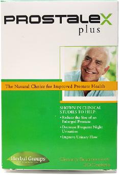 Prostalex Plus - Herbal Groups