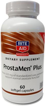 ProstaMen Plus - Rite Aid