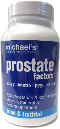 Prostate Factors - Michael's