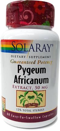 Pygeum Africanum - Solaray