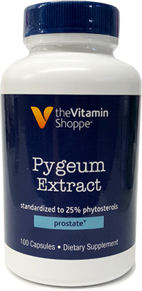 Pygeum Extract - The Vitamin Shoppe