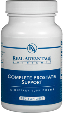 Complete Prostate Support - Real Advantage Nutrients
