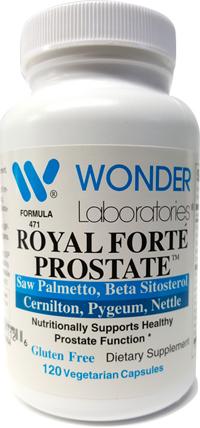 Royal Forte Prostate - Wonder Laboratories