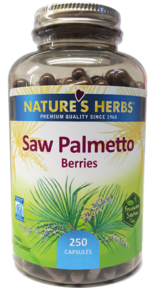 Saw Palmetto Berries - Nature's Herbs