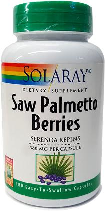 Saw Palmetto Berries - Solaray