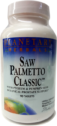 Saw Palmetto Classic - Planetary Herbals