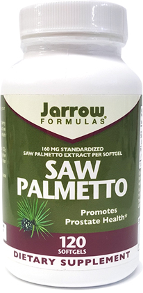 Saw Palmetto - Jarrow Formulas