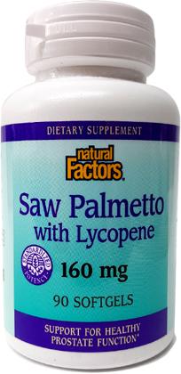 Saw Palmetto - Natural Factors